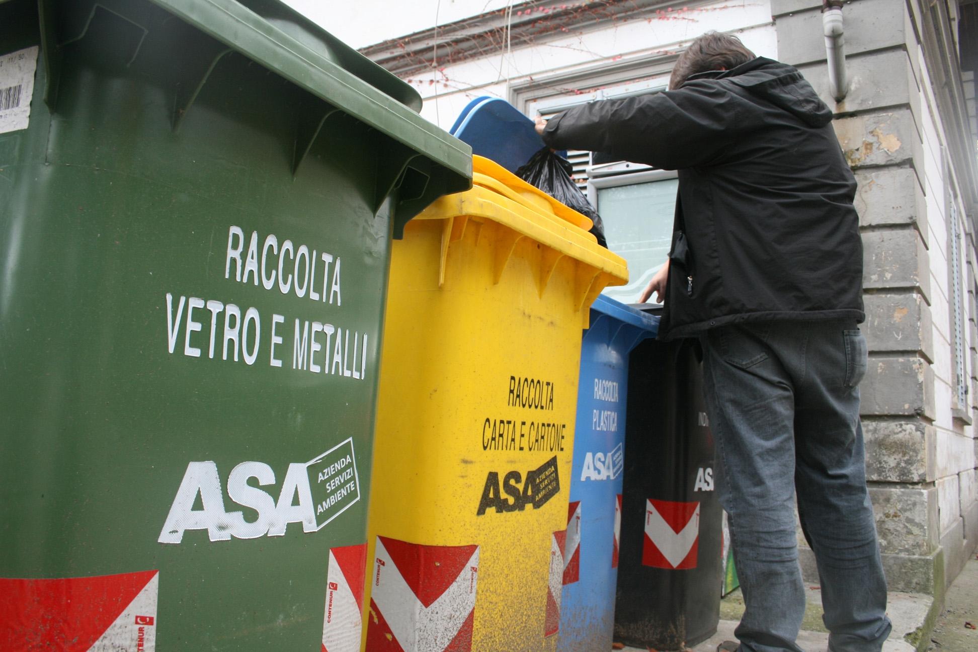 IVREA - Smaltimento dei rifiuti contenenti mercurio