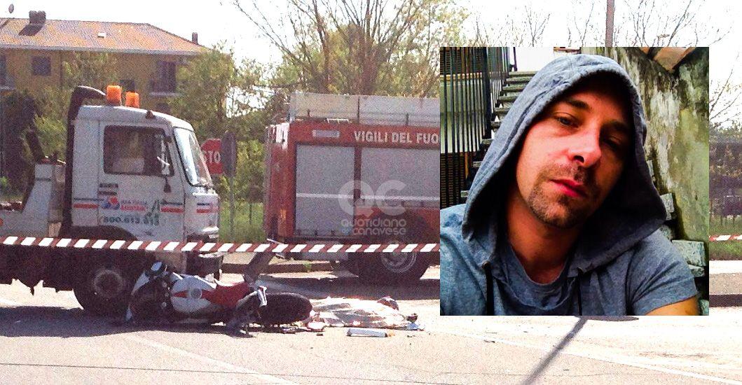 MAZZE' - Incidente mortale: il paese piange Roberto Peretto. Aveva solo 36 anni - FOTO