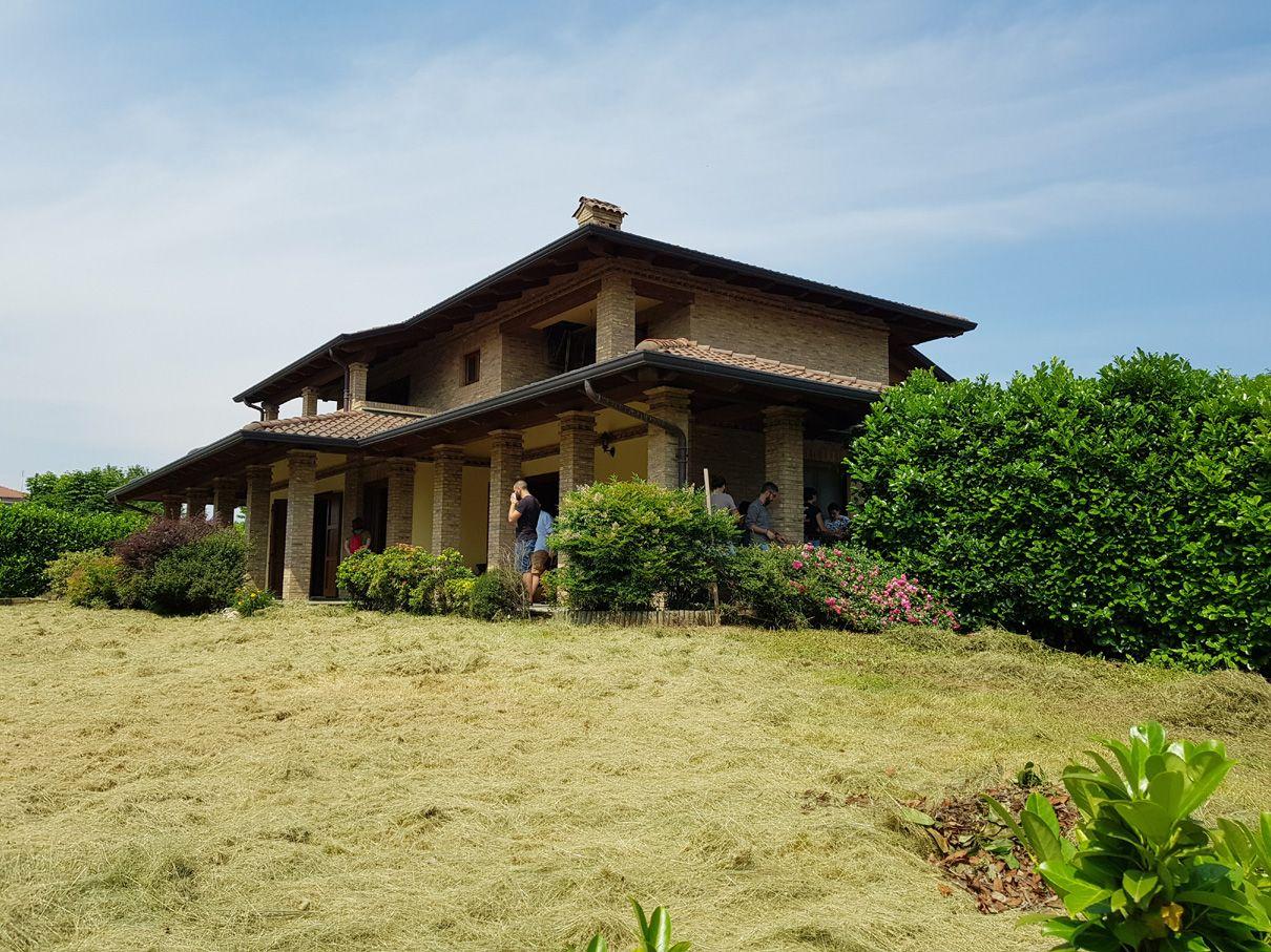 SAN GIUSTO - Appello di Libera per la villa confiscata ad Assisi