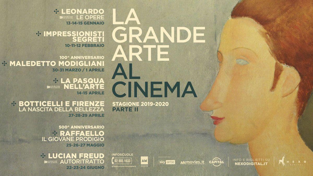 VALPERGA -  La Grande Arte al Cinema con Nexo Digital