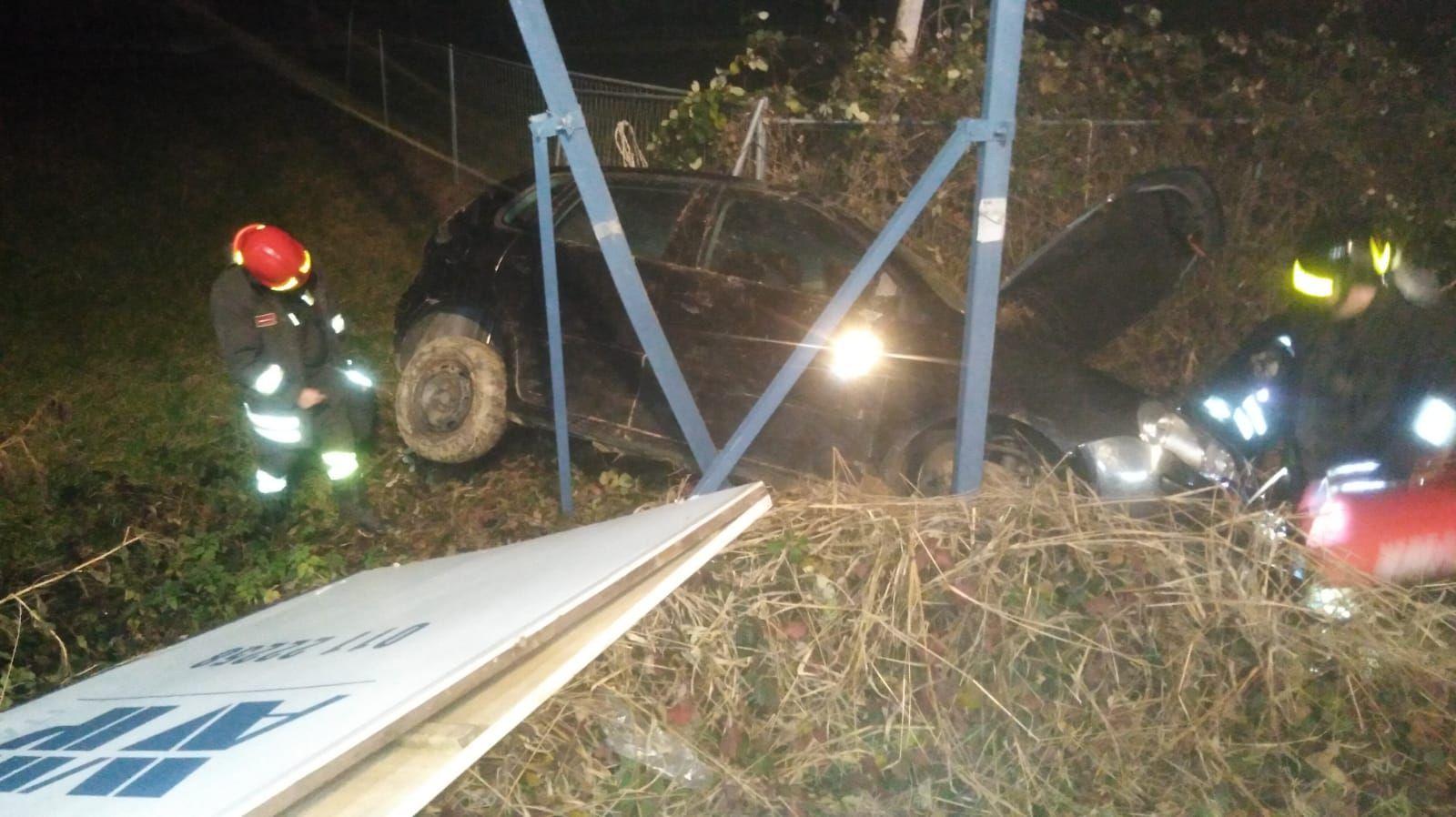 CASTELLAMONTE - Incidente stradale a Spineto, ragazza ferita