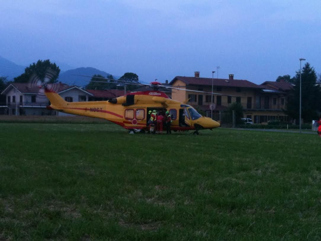 SAN MAURIZIO - Camionista muore nell'incidente in provincia di Vercelli