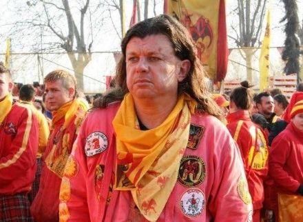 CASTELLAMONTE - Muriaglio rende omaggio a Mauro Zucca Pol