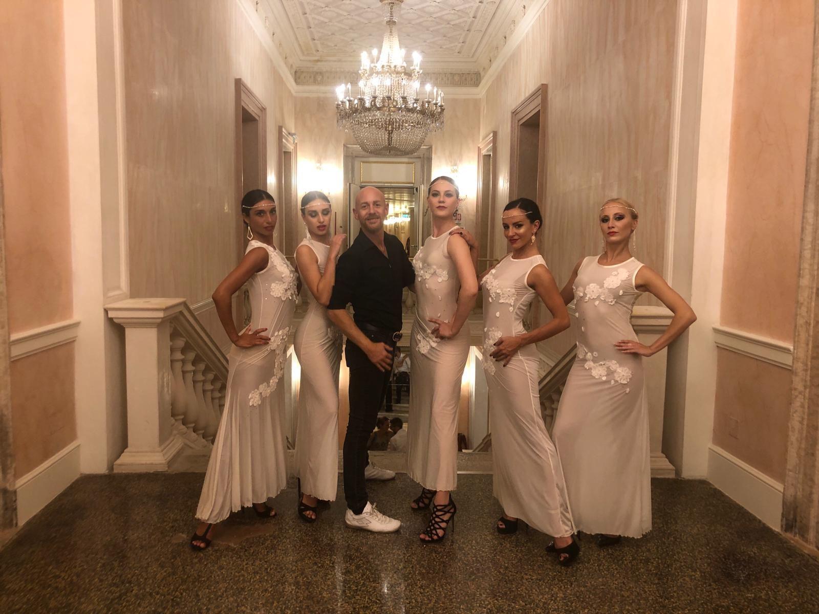RIVAROLO - Il cuore del Canavese al «Premio Campiello» con il coreografo e ballerino Mirko Battuello