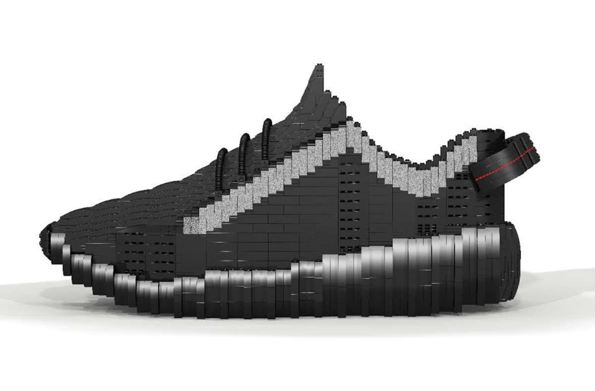 TREND - Nike sneakers, Lego collection