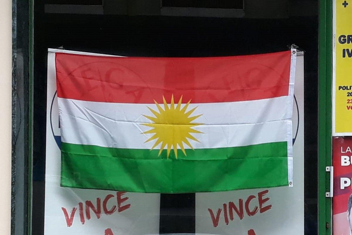 IVREA - Anche la Lega Canavese si schiera con il popolo curdo