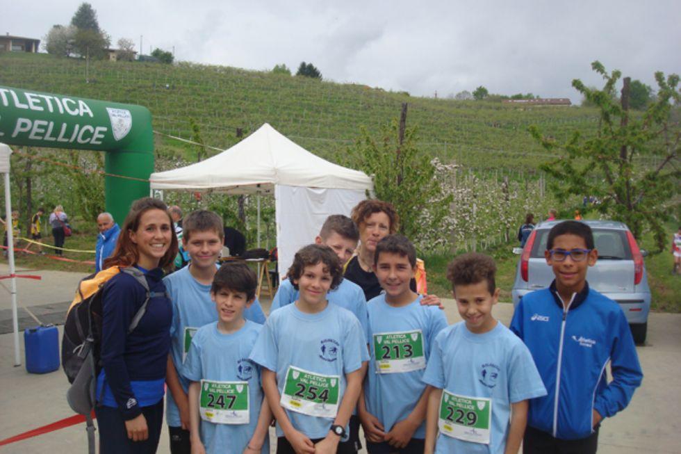 ATLETICA LEGGERA - Corsa in montagna: Atletica Canavesana presente