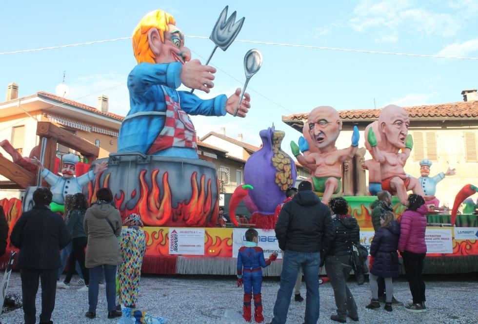 CANAVESE - Tutte le feste di Carnevale minuto per minuto