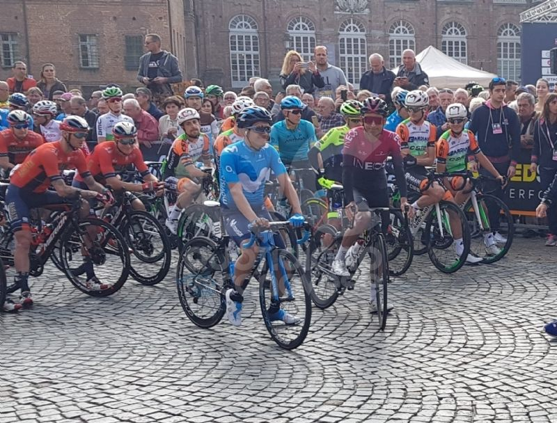 CICLISMO - Il Piemonte si candida per quattro tappe del prossimo Giro 2021