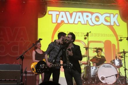 TAVAROCK - La grande serata di Sarcina, Francesco-C e Ylamar  FOTO e VIDEO