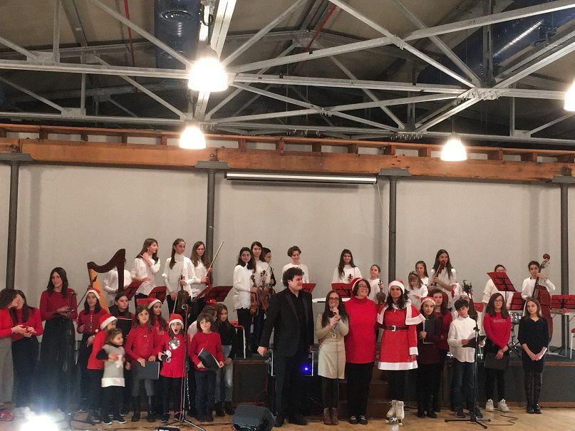 CUORGNE' - Concerto di Natale per il centro diurno Metafora
