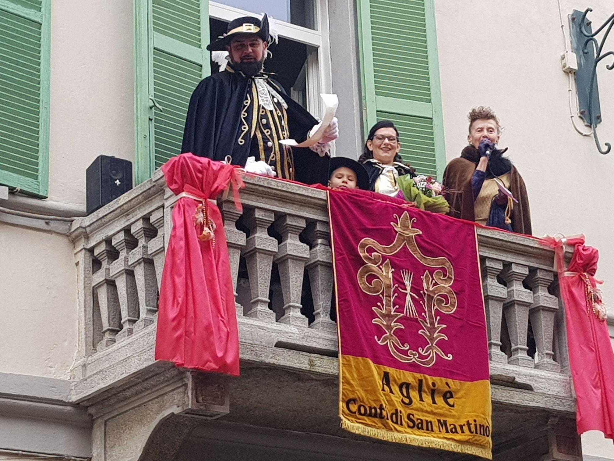 AGLIE' - Ecco i Conti di San Martino 2019 dello Storico Carnevale alladiese - FOTO e VIDEO