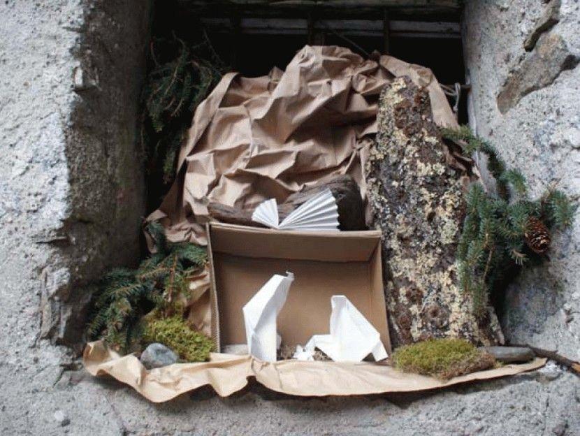 VALLE SOANA - L'antica tradizione del presepe rivive a Pezzetto