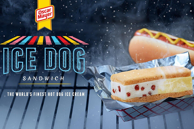 FOOD - Arriva il gelato all'hot dog