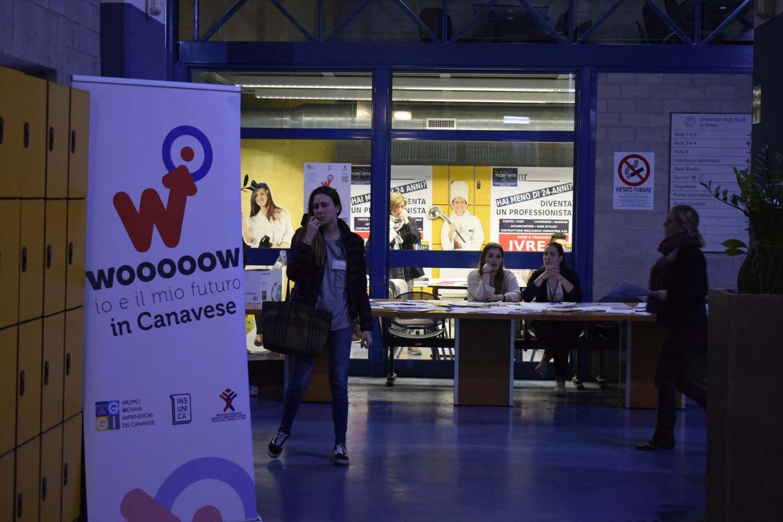 IVREA - «Wooooow! Io e il Mio Futuro...» farà di nuovo tappa in Canavese