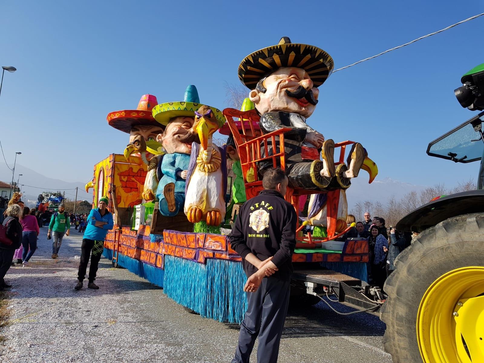 CANAVESE - Tutte le feste di Carnevale minuto per minuto - I PROGRAMMI