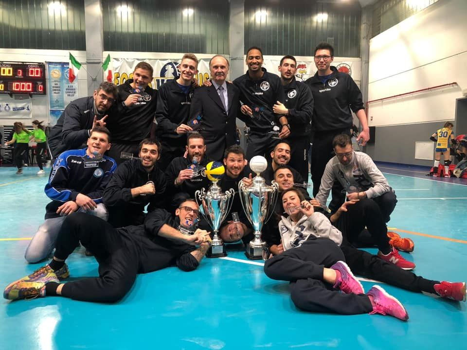 VOLLEY - L'Alto Canavese Volley ha vinto la Coppa Piemonte