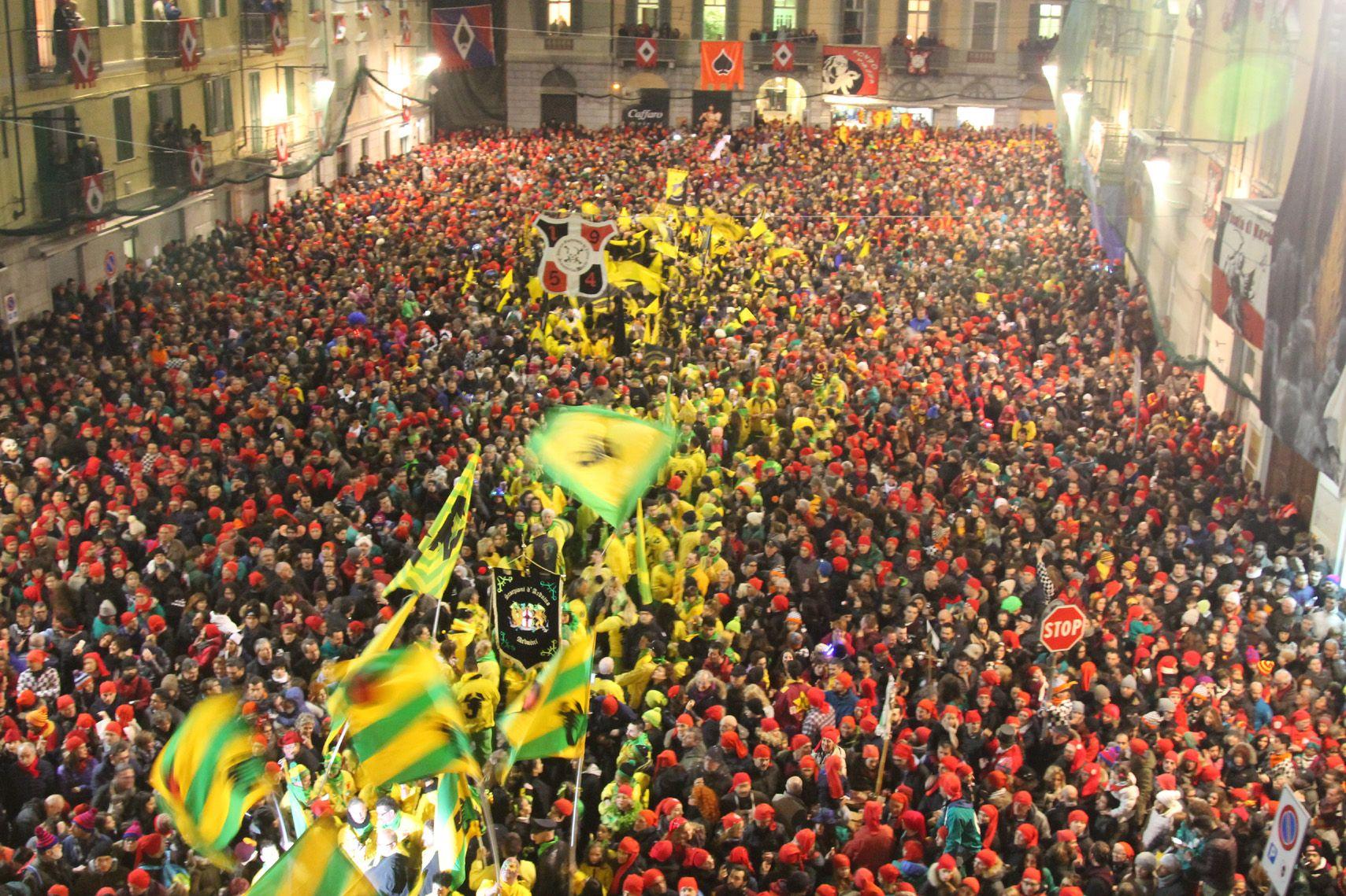 IVREA - Lo Storico Carnevale spiegato ai non eporediesi...