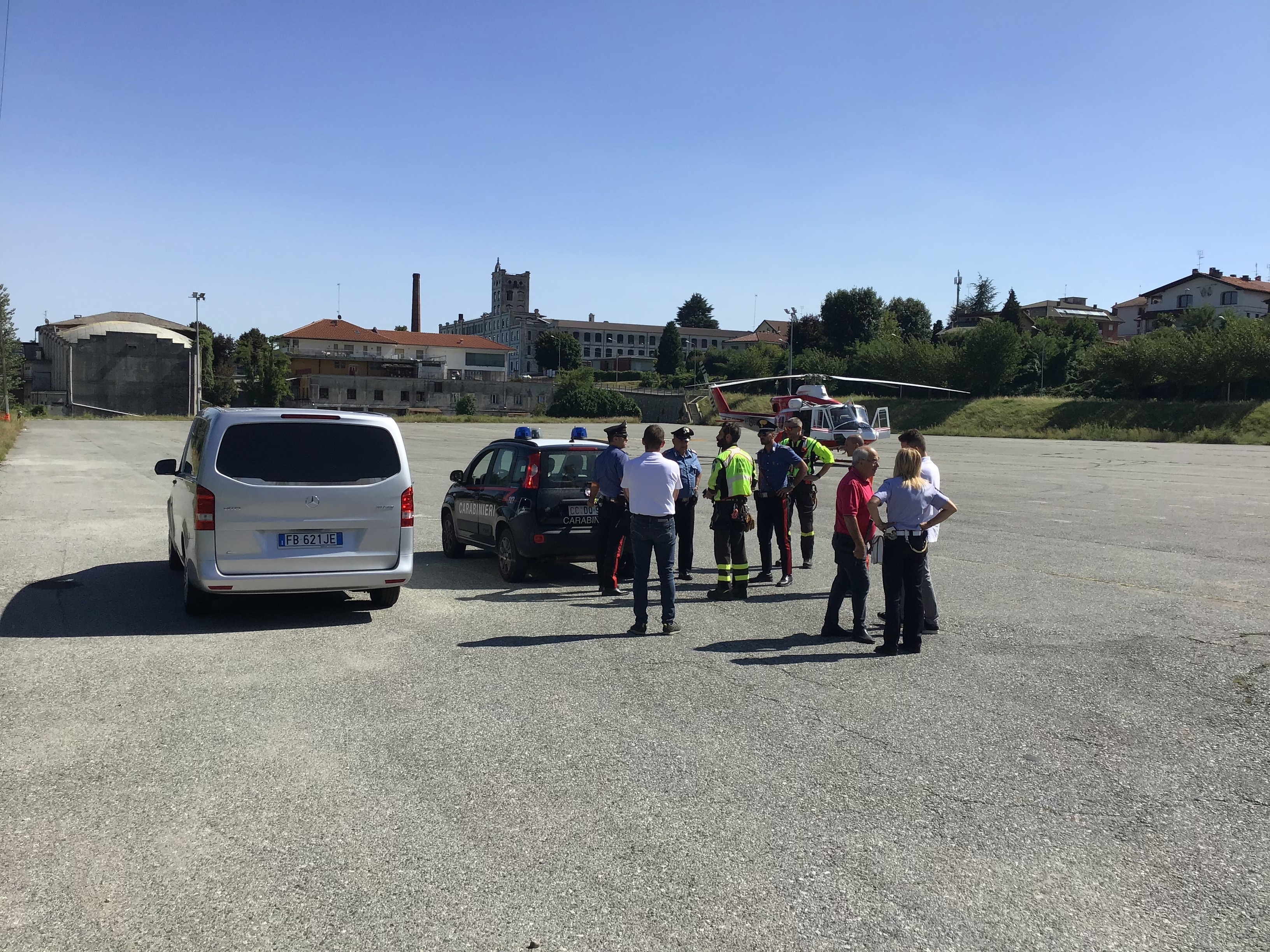 DRAMMA A RIBORDONE - Escursionista muore in quota stroncato da un malore