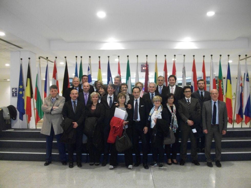 CANAVESE IN EUROPA - Sindaci e imprenditori in missione a Bruxelles