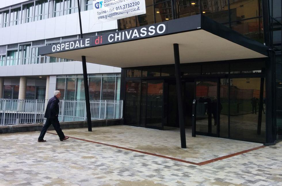 CHIVASSO - Scabbia nel reparto di ortopedia dell'ospedale: due dipendenti dell'Asl colpiti dall'acaro