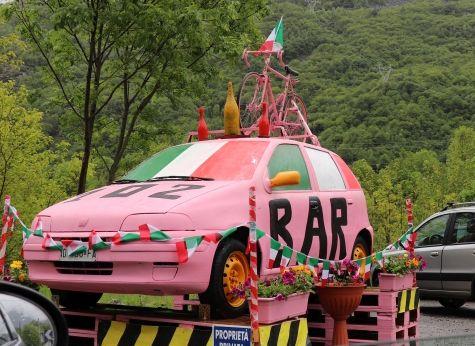 GIRO D'ITALIA IN CANAVESE - Emozioni e ricordi di una splendida festa popolare - FOTO