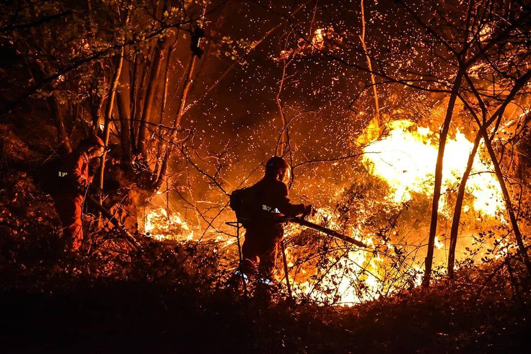 VALPERGA - Appello per riqualificare Belmonte dopo gli incendi