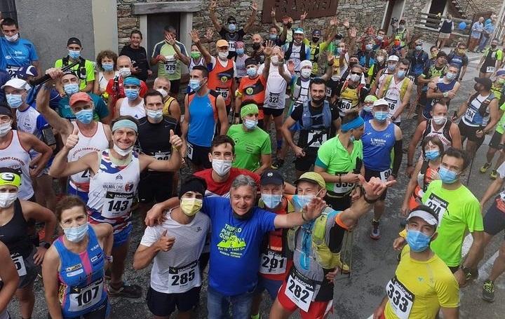 FRASSINETTO - Trofeo Punta Quinzeina: una grande festa dello sport impreziosita dai successi di Andrea Negro e Rosa Orlarej