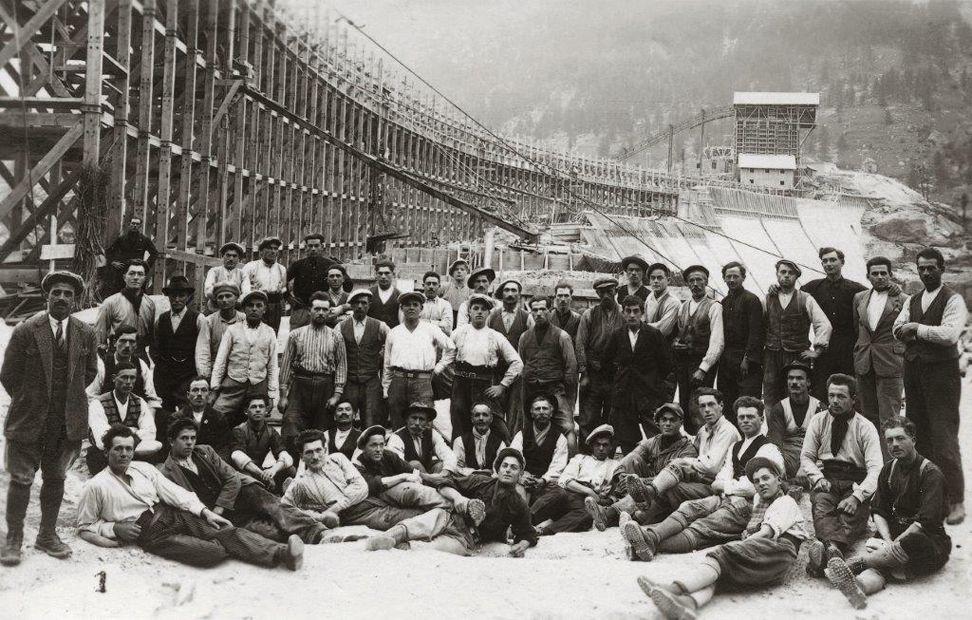 LOCANA-CERESOLE REALE - Parte da Torino il museo diffuso sull'archivio storico del Gruppo Iren