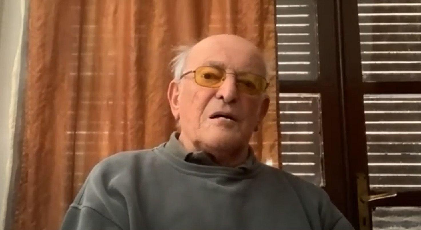 CASTELLAMONTE - Addio a Gino Peretto, figura storica della città