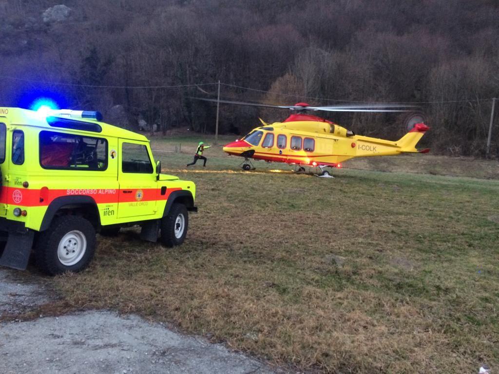SOCCORSO ALPINO - 1210 interventi nel 2018 sulle montagne del Piemonte: in aumento morti e feriti - TUTTI I DATI