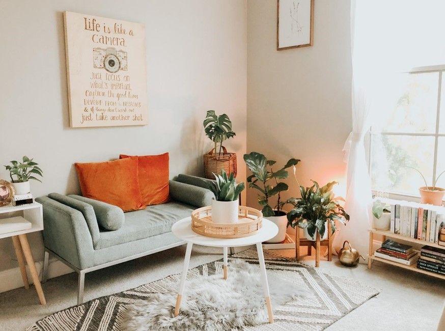 Un'oasi di tranquillità nel tuo soggiorno? Crea il tuo angolo di paradiso