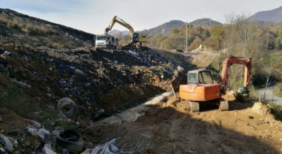 CASTELLAMONTE - Allarme ambientale alla discarica di Vespia: ora tocca alla prefettura di Torino