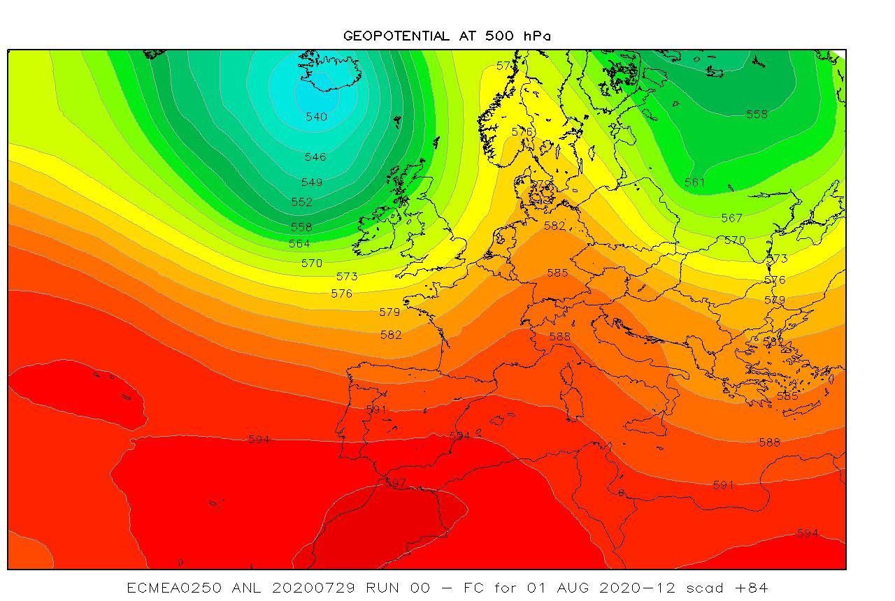 CANAVESE - Ondata di caldo, temperature percepite fino a 40 gradi