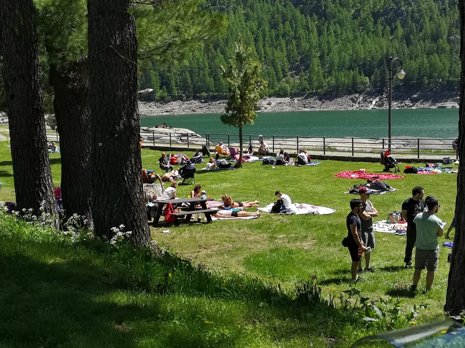 CANAVESE - Weekend e ponte del 2 giugno: si prevede un altro pienone sulle nostra montagne. Cinque consigli dell'Uncem per i turisti