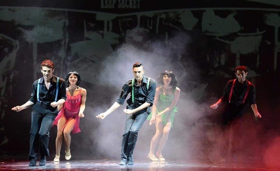 IVREA - Grande successo al Giacosa per Arabesque e Adriana Cava Dance Company