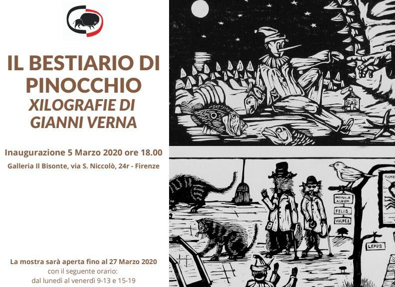 ARTE - Il Canavesano Gianni Verna espone al Bisonte di Firenze
