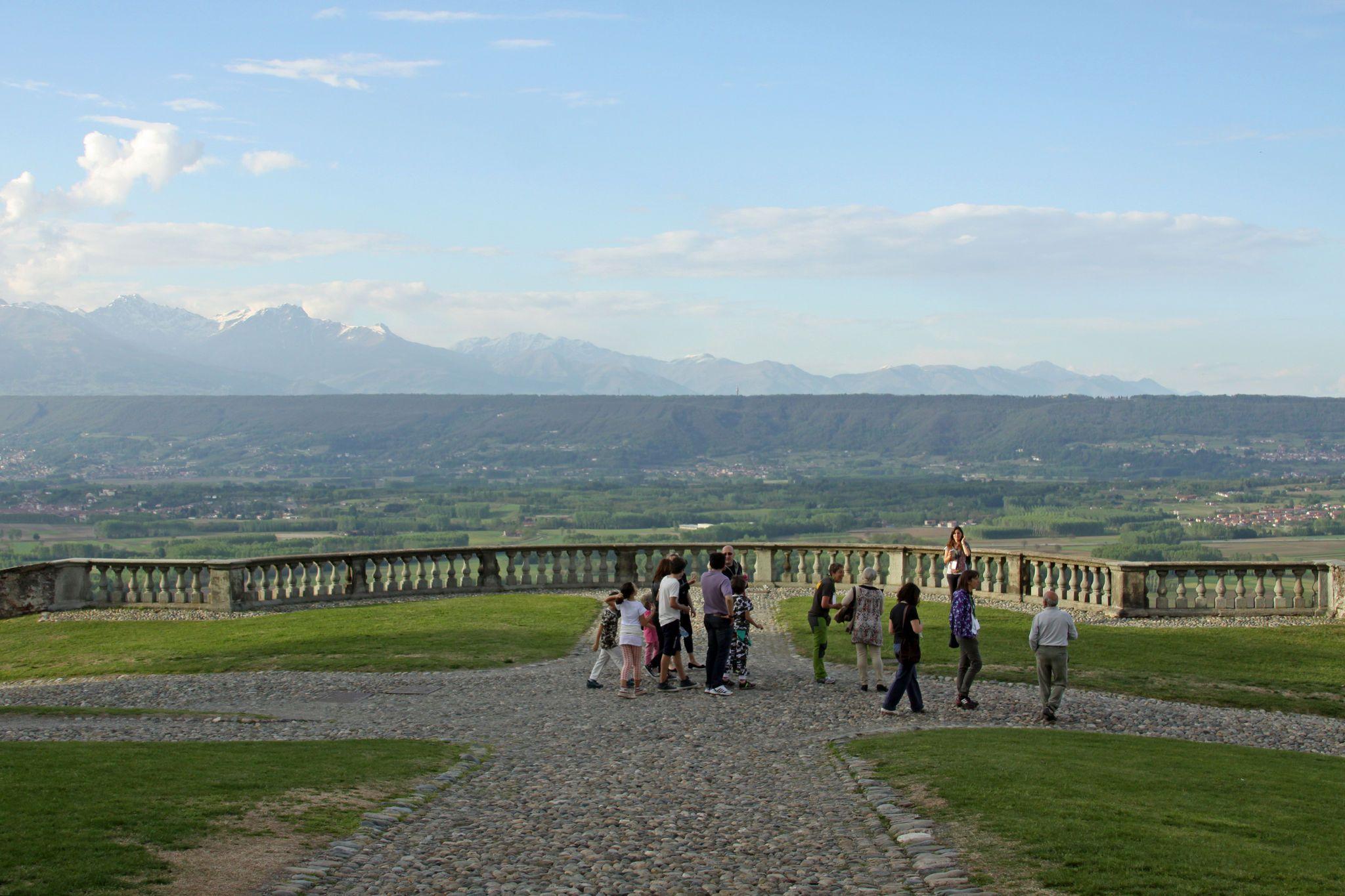 MASINO - Il 15 settembre la «Giornata del Panorama» Fai al castello