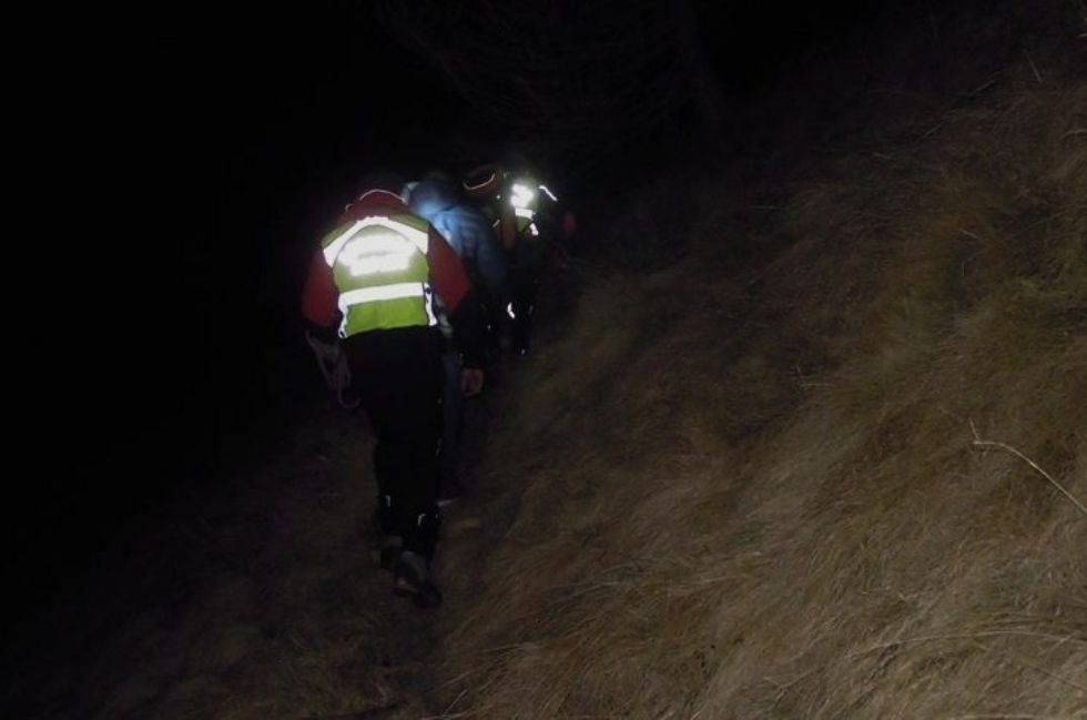 VALPRATO - Si perde in montagna: turista salvato dal soccorso alpino