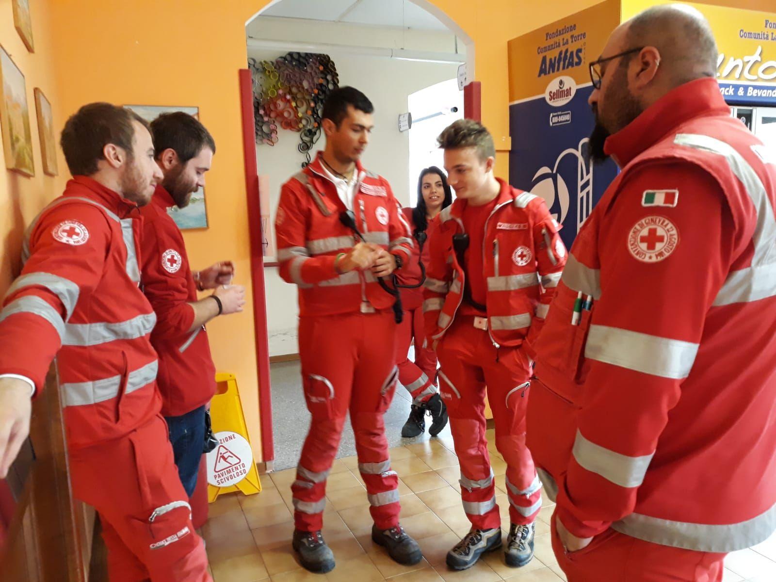 RIVAROLO - Da tutta la Regione per l'assemblea dei giovani della Croce Rossa