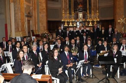FELETTO - Alan Silvestri dirige la Filarmonica Felettese - FOTO e VIDEO