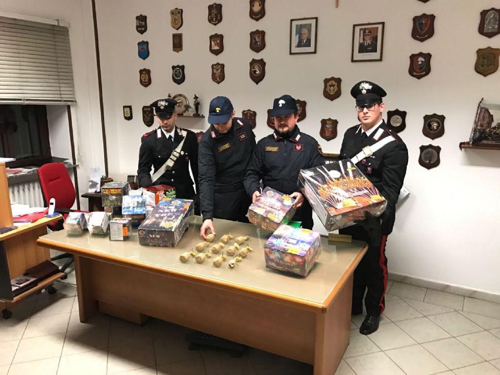 BOTTI DI CAPODANNO - I consigli dei carabinieri per evitare guai durante la festa - VIDEO