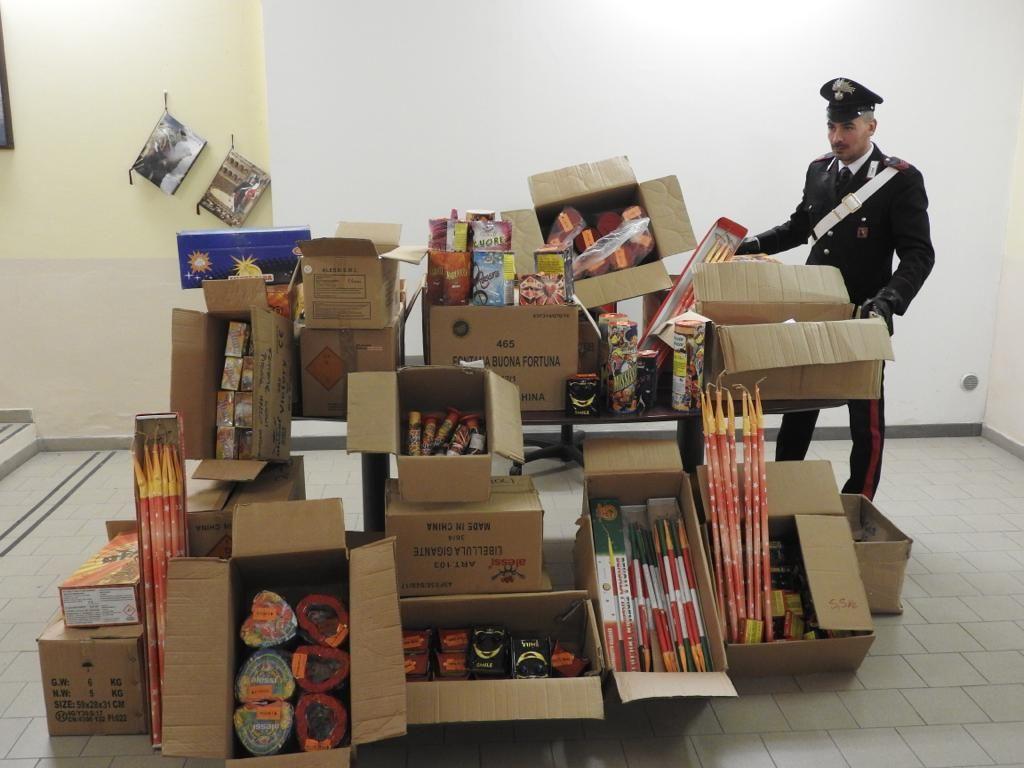 CANAVESE - Capodanno tempo di «botti»: i consigli dei carabinieri per una festa all'insegna della sicurezza
