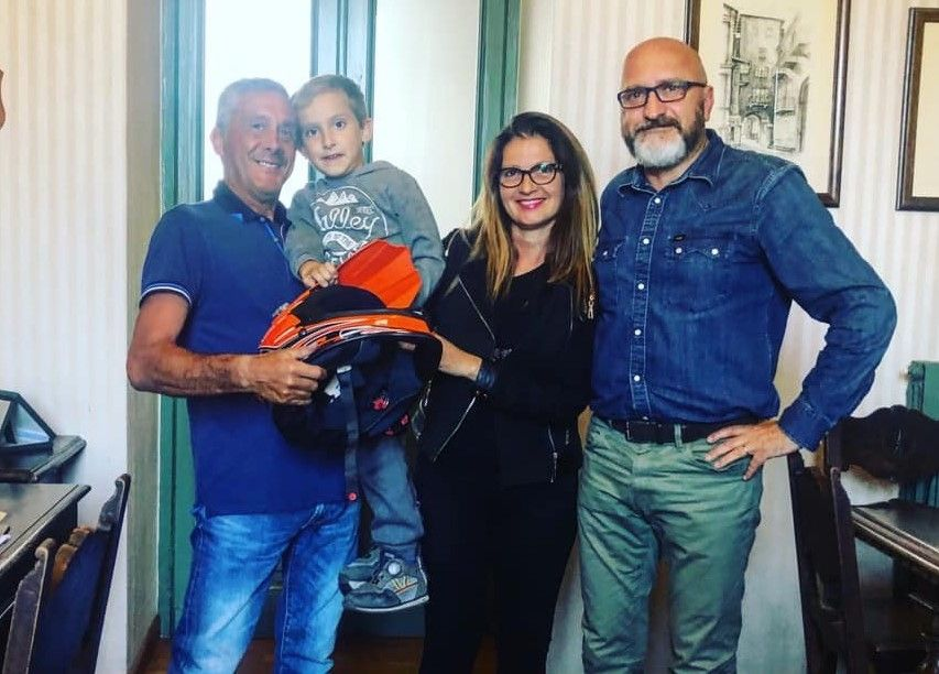 BAIRO - Alla Rolanda un'asta benefica per aiutare il piccolo Loris