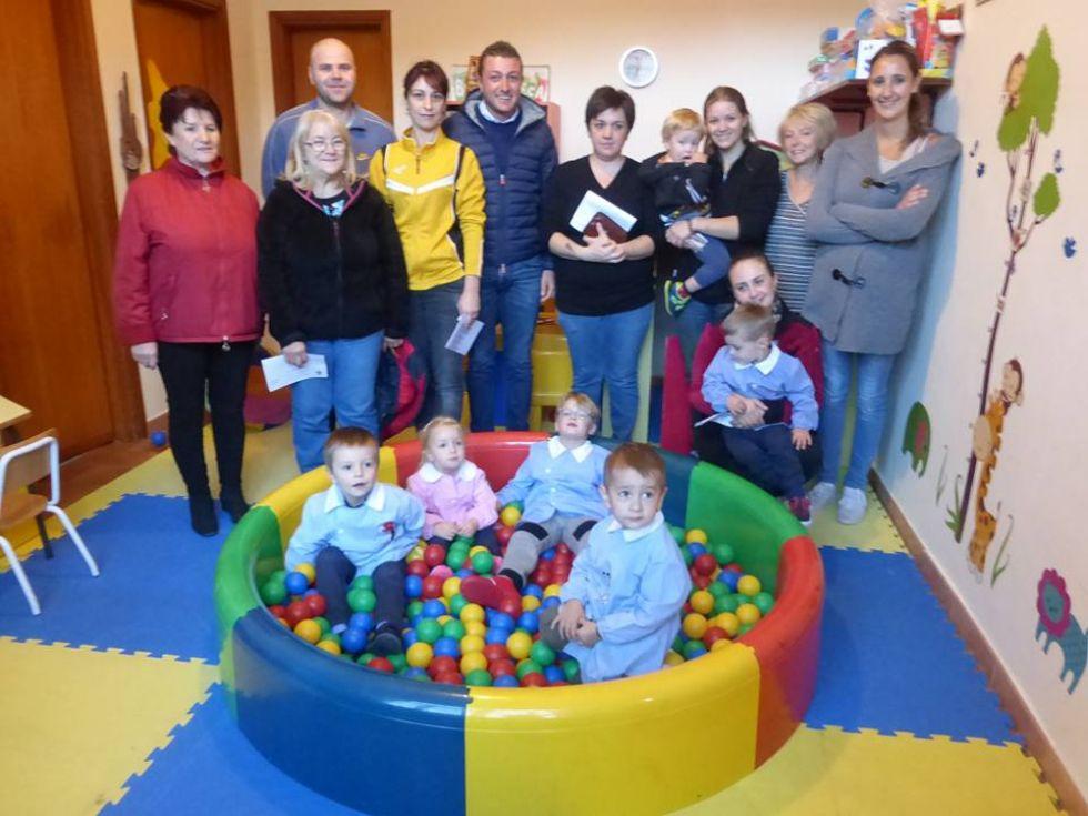 VALPRATO SOANA - Riapre la mini-scuola: record di bimbi iscritti