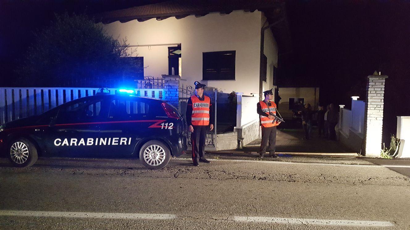 MONTALENGHE - Sparatoria in villa: un uomo di San Giusto Canavese lotta tra la vita e la morte - VIDEO