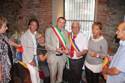 CASTELLAMONTE - Con le opere di Marginea la Mostra della Ceramica si scopre internazionale - FOTO e VIDEO