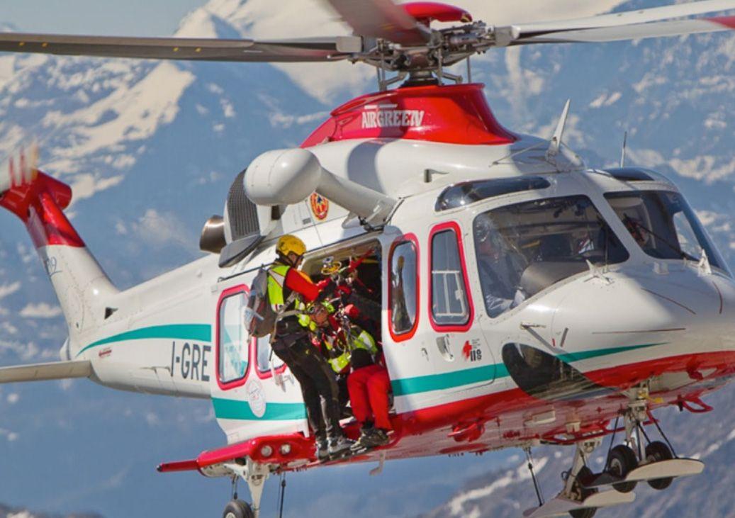 BORGIALLO - Scivola sulla Quinzeina: salvata dal soccorso alpino