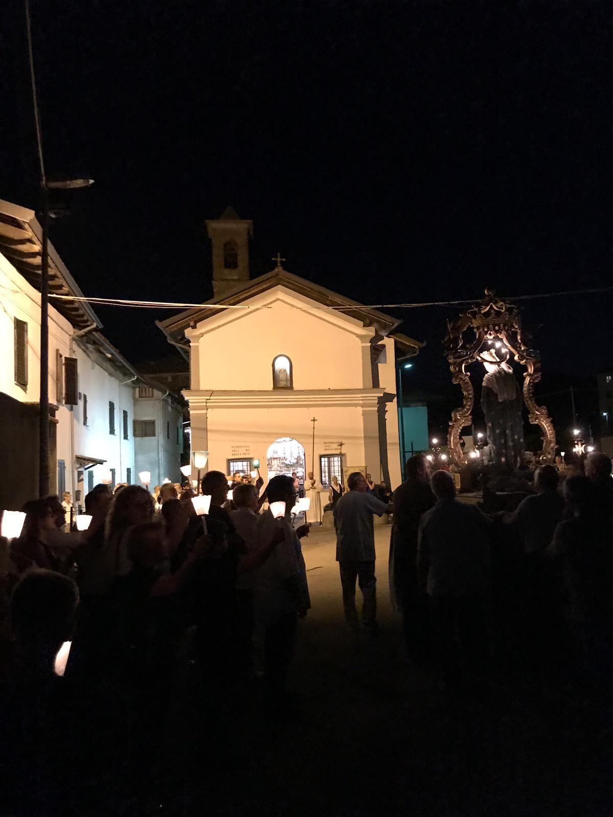FAVRIA - La festa pluricentenaria della Madonna della Neve, un rito che si ripete