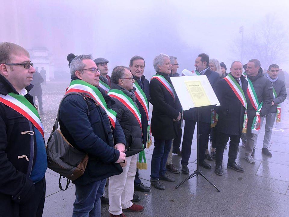 PATTO DI SUPERGA - C'è anche il Canavese: aderiscono i sindaci di Rivarolo, Ciriè, Chivasso, Bollengo, Valperga, Volpiano e San Maurizio